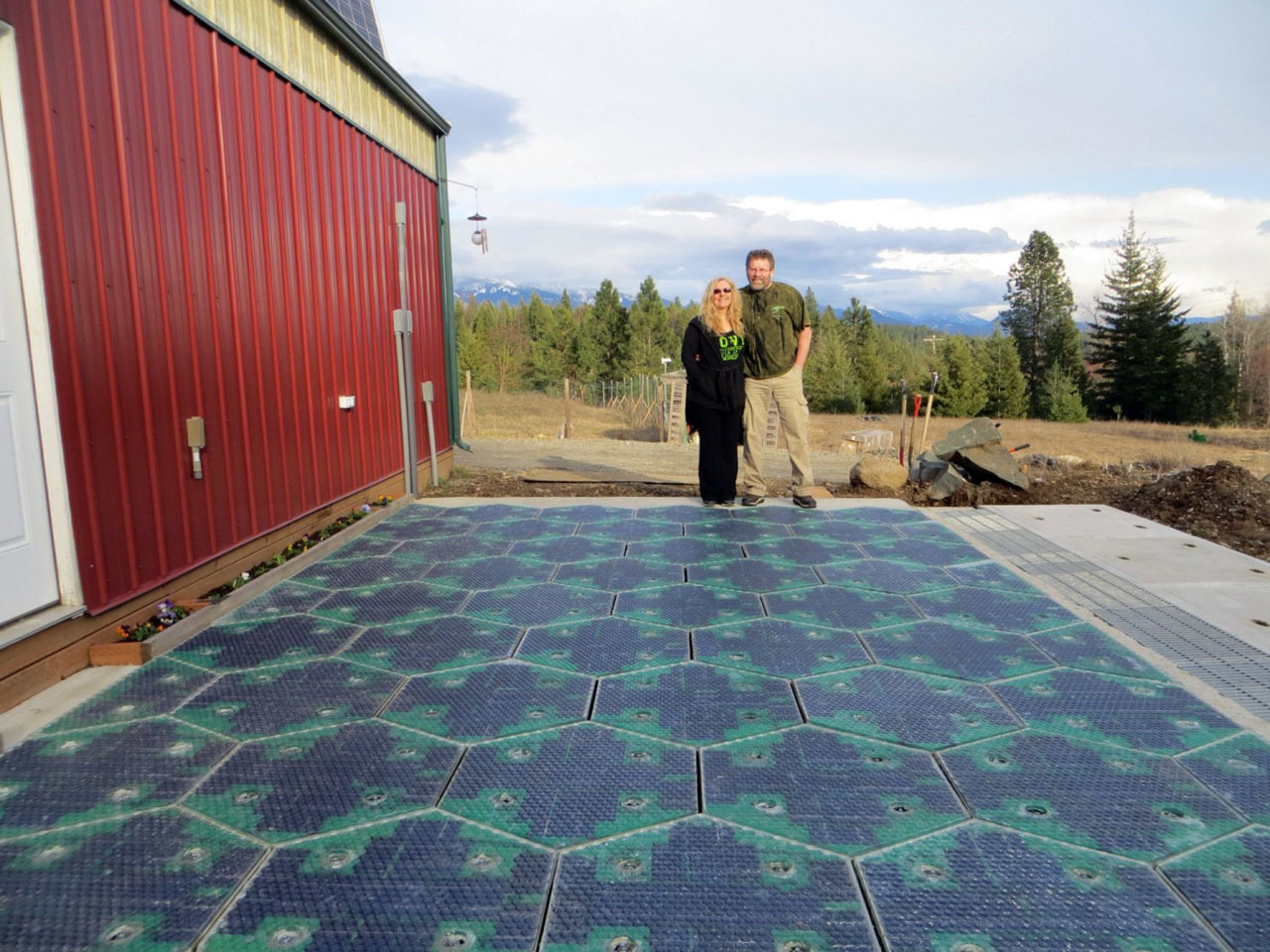 Solar Power Hits The Road Ieee Transmitter