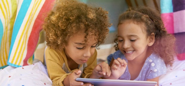 Technology Management Image: Kids And Technology