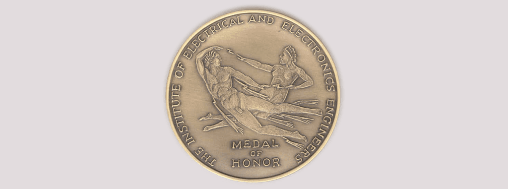 100 Years of the IEEE Medal of Honor