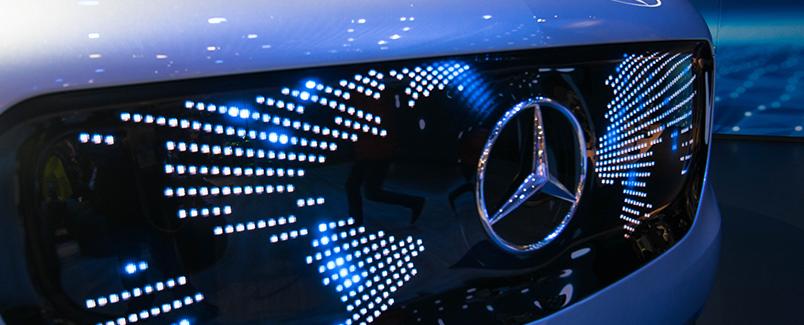 Mercedes Revs Up its Semi-Autonomous Aspirations
