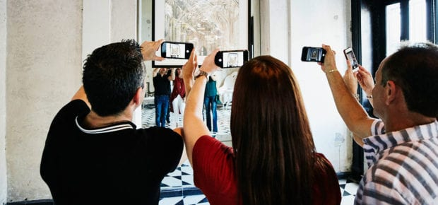 AR and VR in Museums