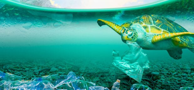 technology that cleans our oceans
