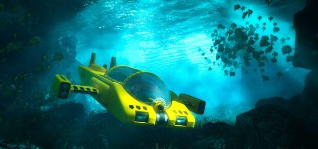 auvs cleaning oceans