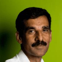 Hanumant Singh headshot