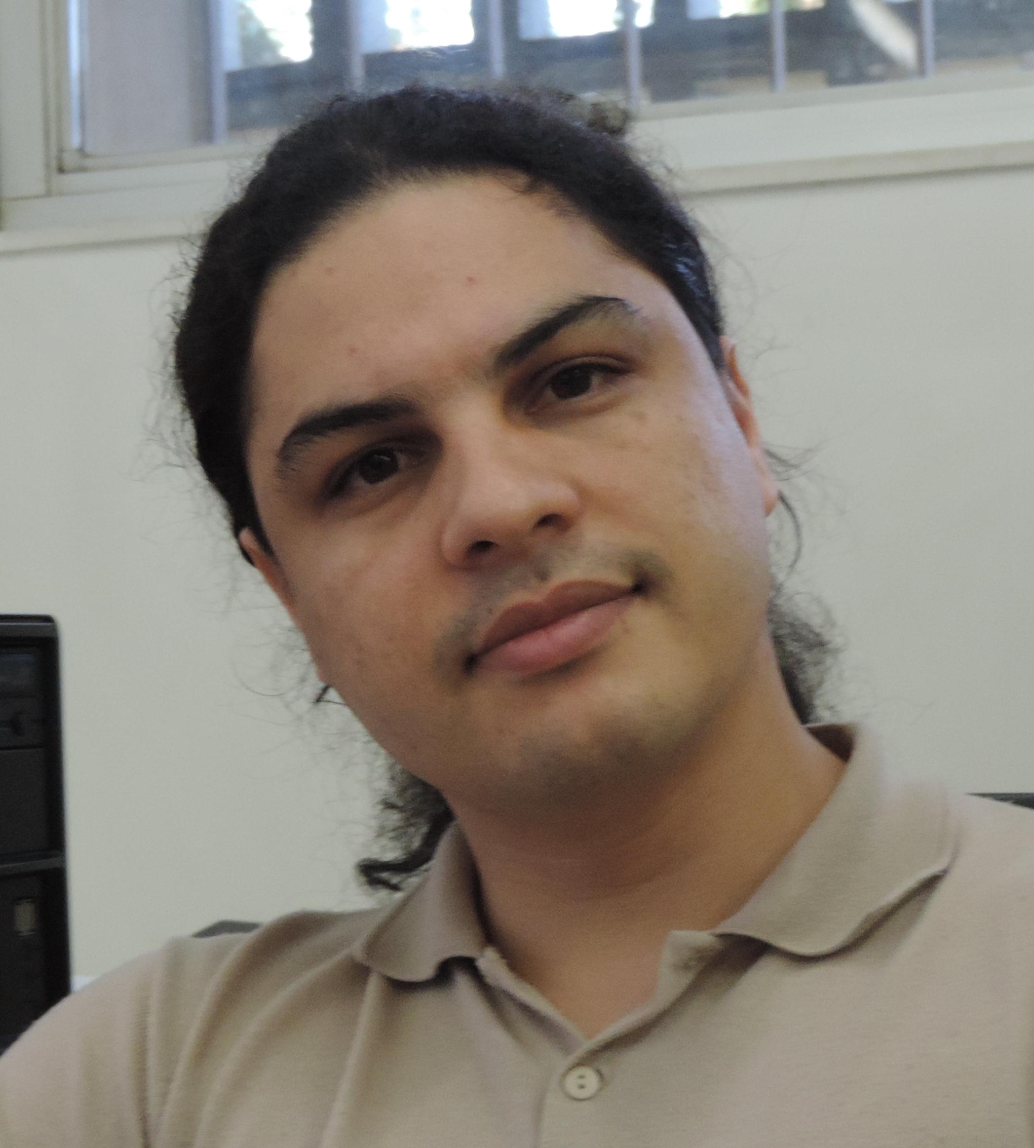 Marcos Simplicio headshot