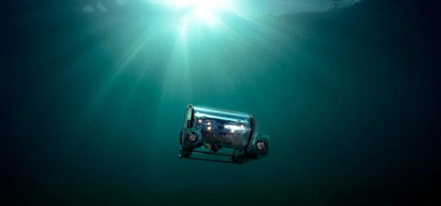 underwater auv