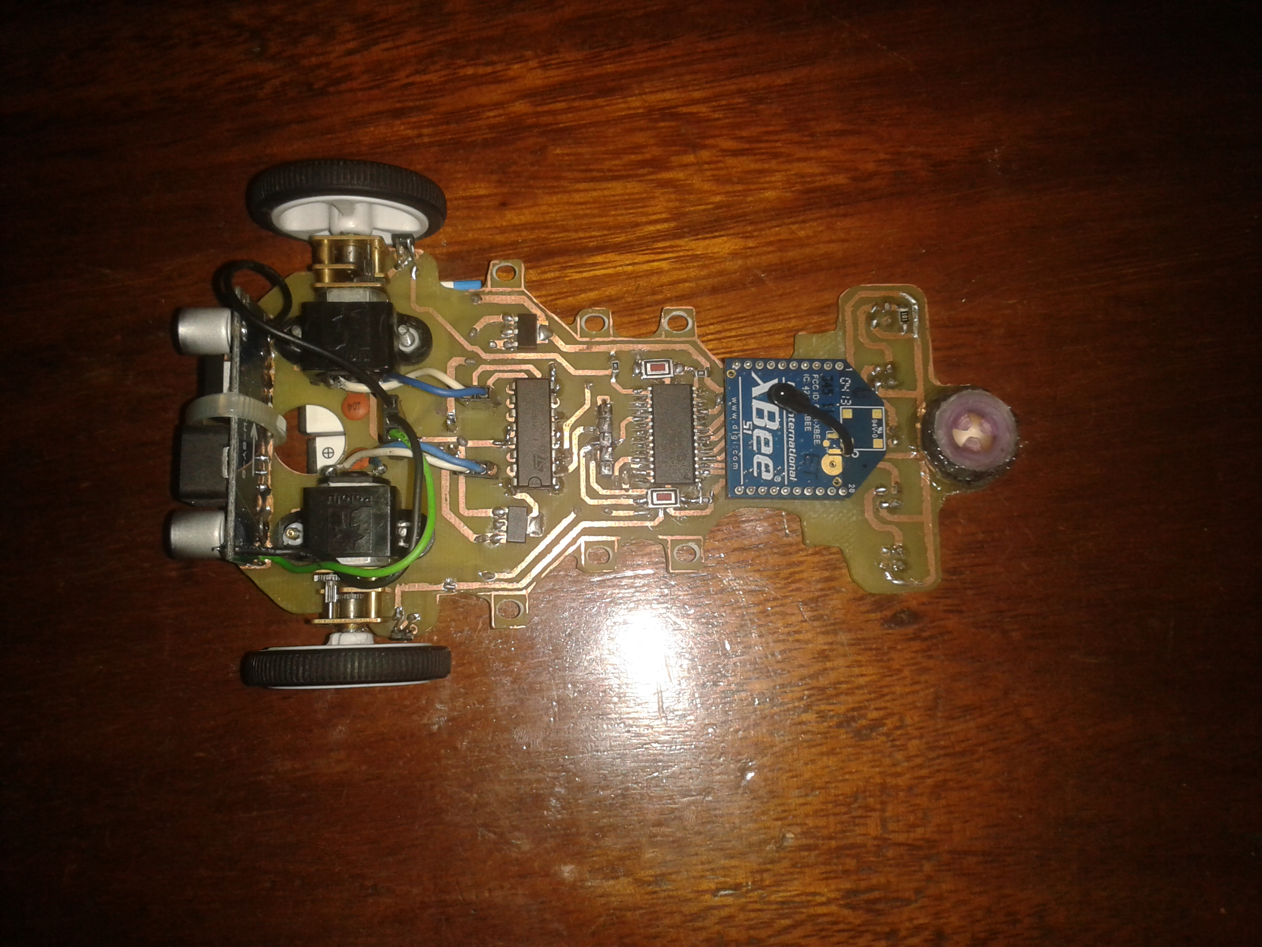 Proportional And Derivative Control Of A Line Follower Robot The Sensor Its Circuitry Purpose