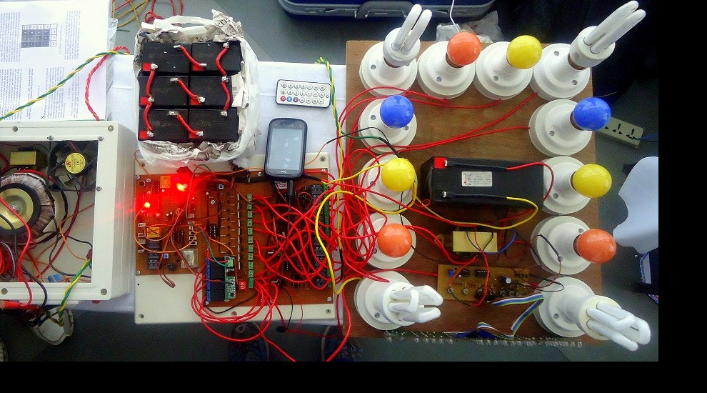 Smart Automation - The IEEE Maker Project