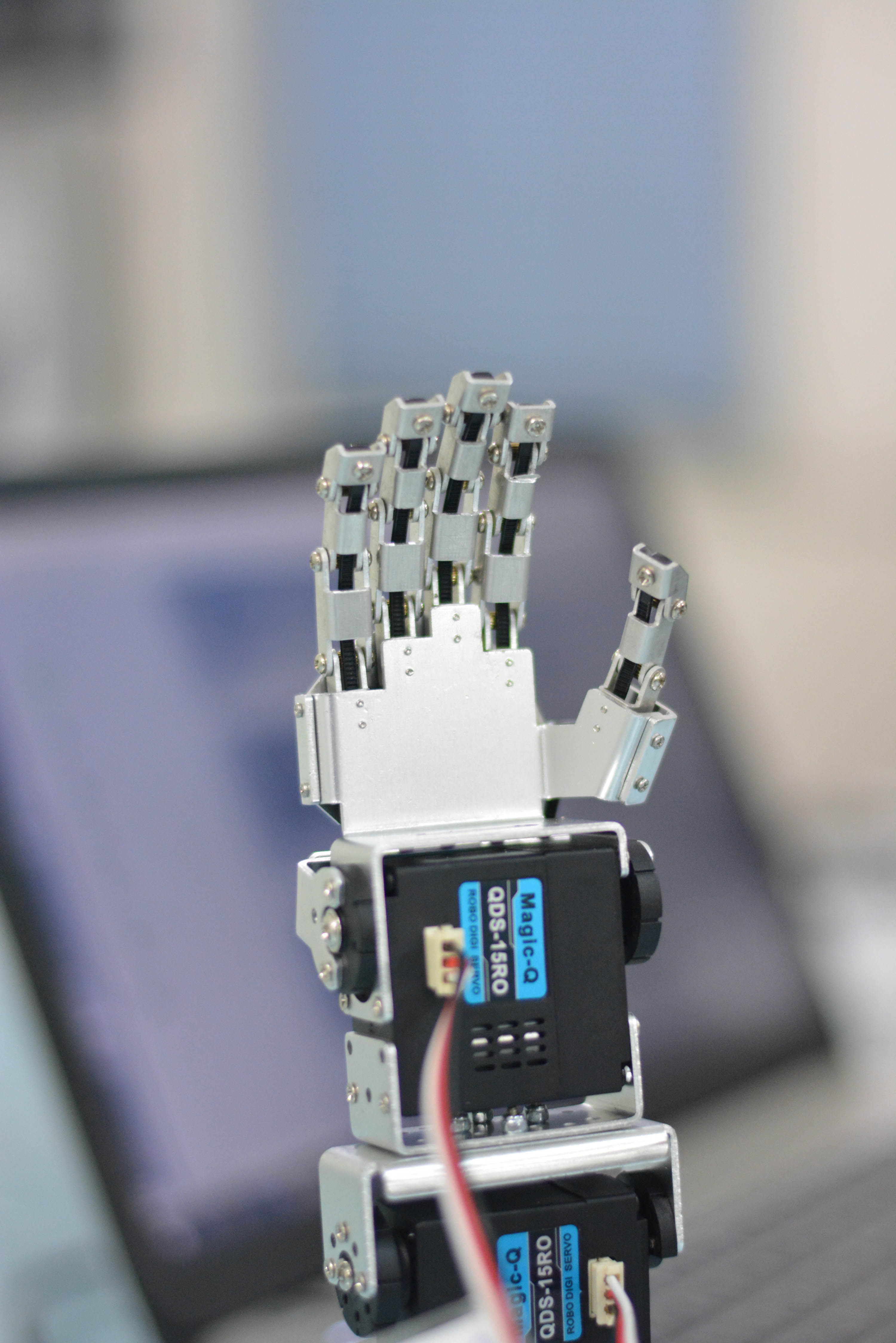 EMG controlled Humanoid Robotic Arm for Amputees - The IEEE