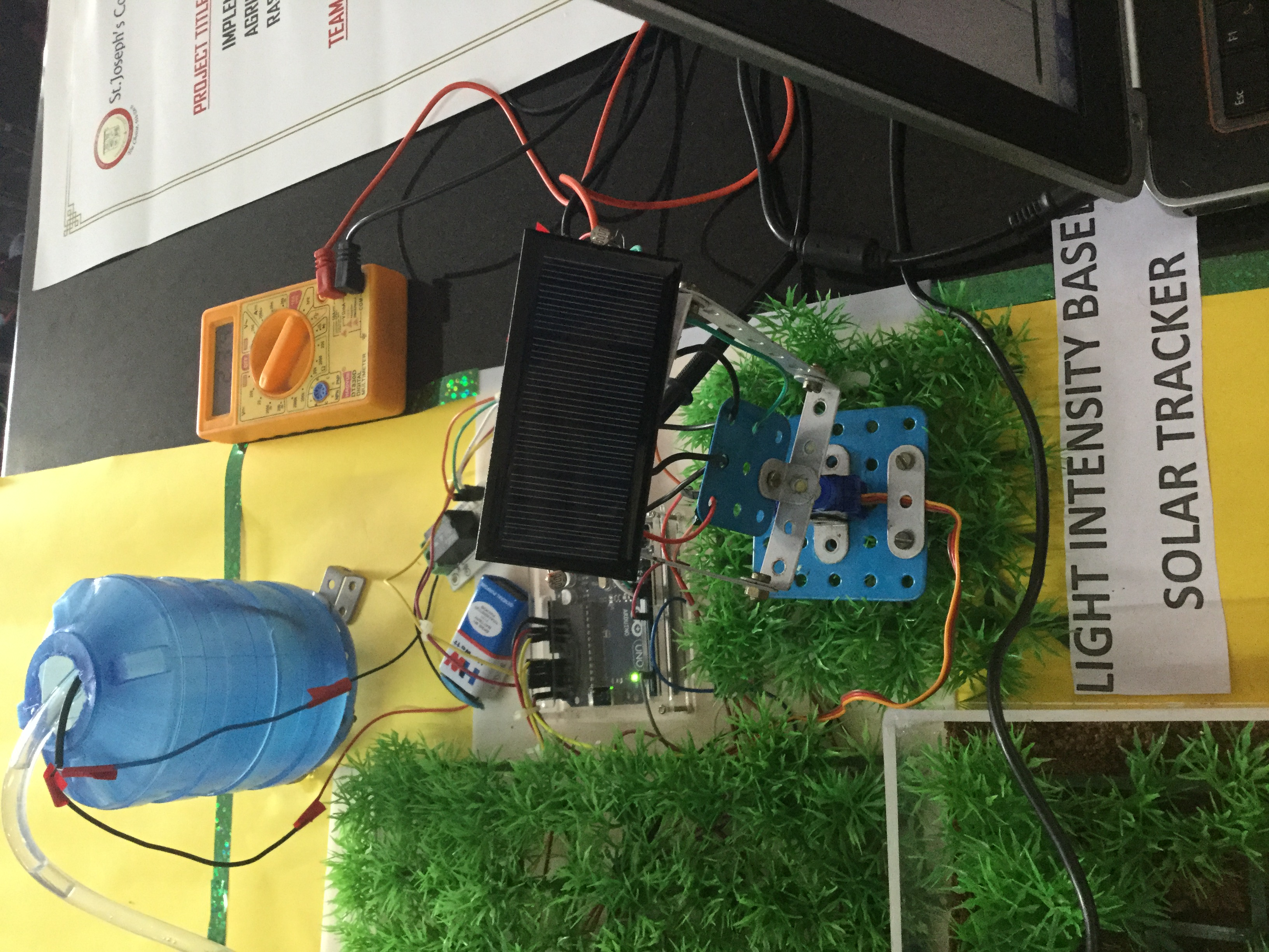IMPLEMENTATION OF PRECISION AGRICULTURE THROUGH IOT USING RASPBERRY